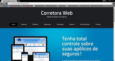 Corretora Web
